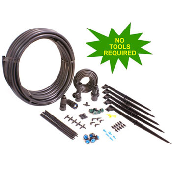 Landscape Drip Irrigation Kit